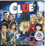 Photo of the game Clue